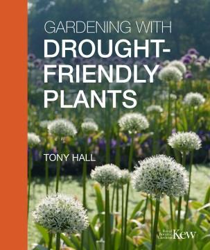 Jardinería con plantas favorables a la sequía, portada del libro