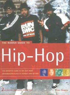 The Rough Guide to Hip-hop, book cover