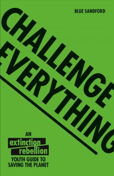 Challenge Everything, book cover