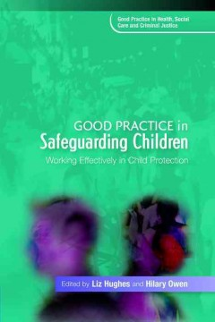 Buena practice in Safeguarding Children, portada del libro
