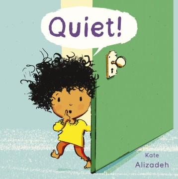 Quiet!, book cover