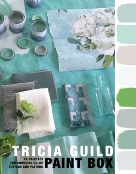 Tricia Guild, Paint Box, portada del libro