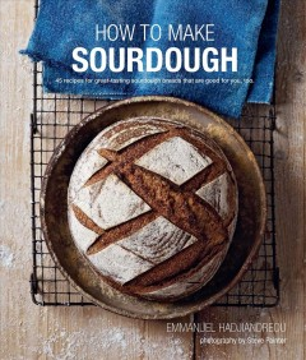 How to Make Sourdough, book cover