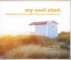 My Cool Shed, book cover