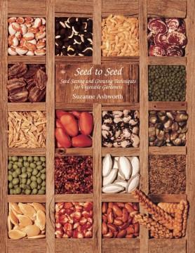 Semilla a semilla, portada del libro
