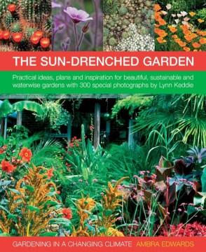 Jardinería en un clima cambiante inspirador y PracIdeas ticas para crear Waterwis sostenibles, portada de libro