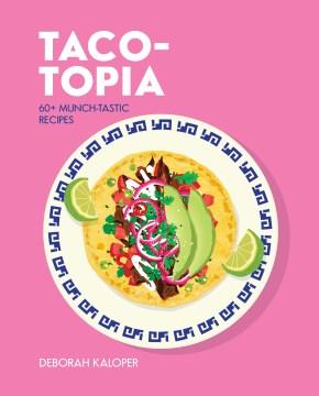 Taco-topia, book cover