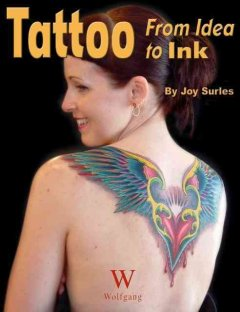 Tattoo: From Idea to Ink , book cover