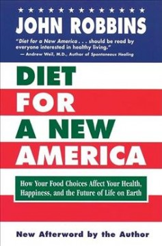 Diet for A New America, book cover