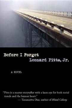 Antes de que me olvide, portada del libro