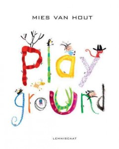Playground, book cover