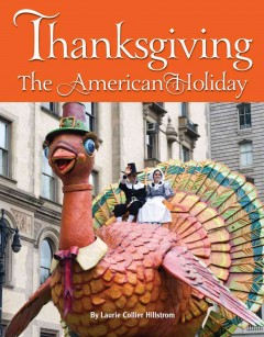 Thanksgiving: The American Holiday, book cover
