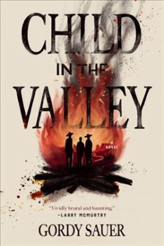 Child in the valley by Gordy Sauer.