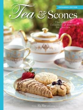 Tea & Scones, book cover
