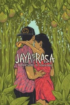 Jaya y Rasa: A Love Story, portada del libro