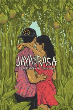Jaya and Rasa: A Love Story, book cover