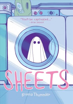 Sheets, book cover