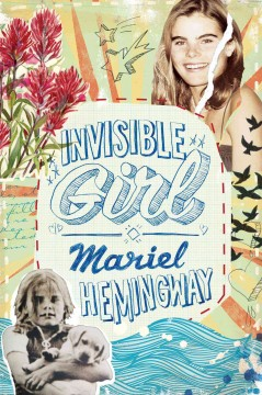 Chica invisible, portada del libro