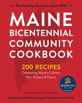 Maine Bicentennial Community Cookbook