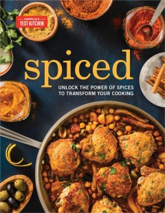 Spiced , book cover