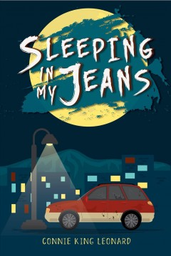 Durmiendo en mis jeans, portada del libro