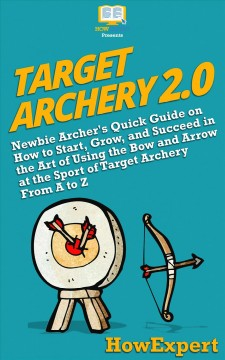 Target Archery 2.0, book cover