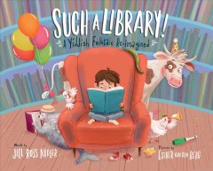 Such a Library! A Yiddish Folktale Re-imagined