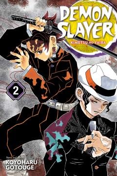 Demon Slayer Kimetsu no Yaiba volume 2 by Koyoharu Gotouge