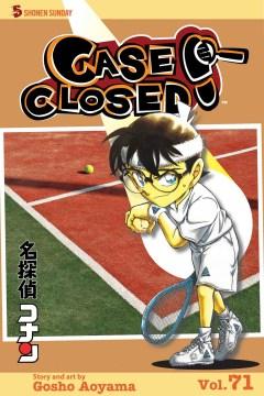 Case Closed, Volume 71, book cover