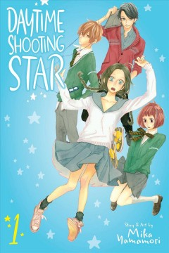 Daytime Shooting Star 1, book cover