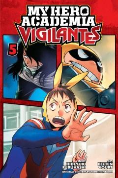 My Hero Academia Vigilantes 5
