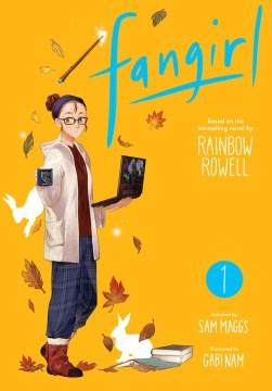 Fangirl the Manga v. 1