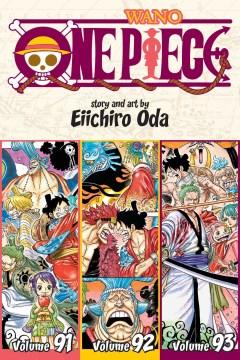 One Piece Omnibus 91-92-93