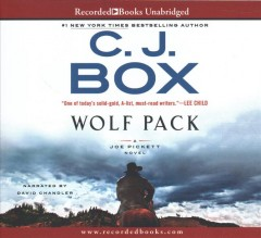 Wolf pack [sound recording] by C.J. Box.
