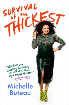 Survival of the Thickest, book cover