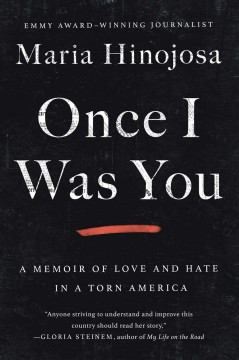 """Once I was you"" - Maria Hinojosa"