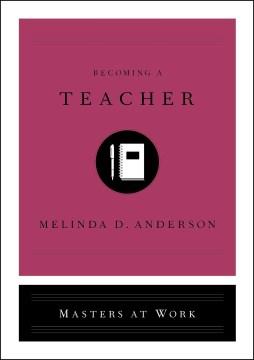 Convertirse en profesor, portada de libro