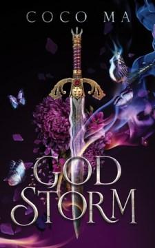 God Storm, book cover