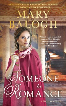 Someone to romance / Mary Balogh.