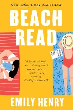 Beach Read, book cover