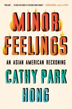Sentimientos menores: un ajuste de cuentas asiático-americano, portada del libro
