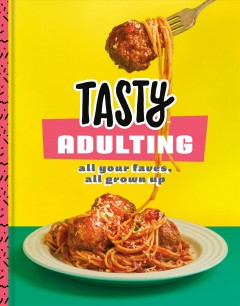 Tasty Adulting, book cover