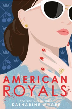 American Royals,, book cover