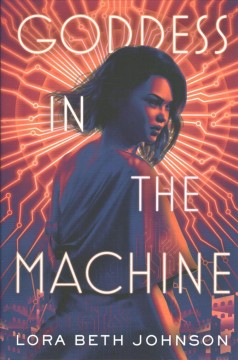 Goddess in the Machine, book cover