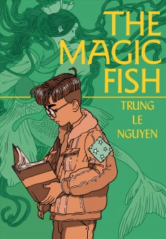 The Magic Fish, book cover