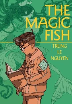 El pez mágico, portada del libro