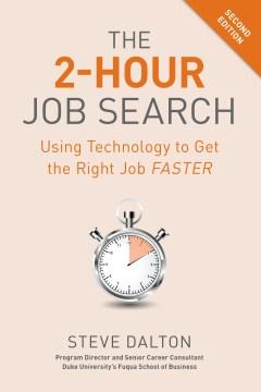 La búsqueda de empleo de 2 horas, portada del libro