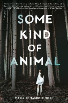 Algún tipo de animal, portada del libro