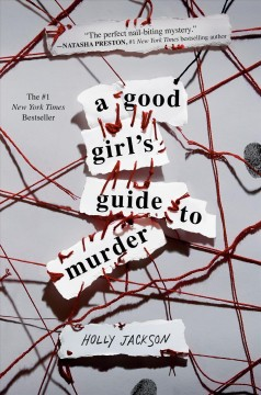 A Good Girl's Guide to Murder, portada del libro