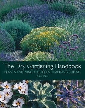 El manual de jardinería en seco Plantas y Practices for a Changing Climate, portada del libro